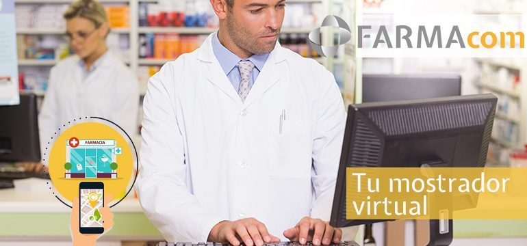 Mostrador Virtual para una farmacia