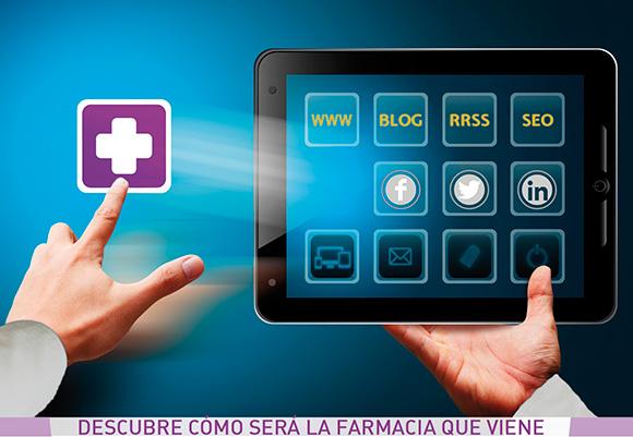 Curso para farmacéuticos uso de Internet, venta online y uso de redes sociales