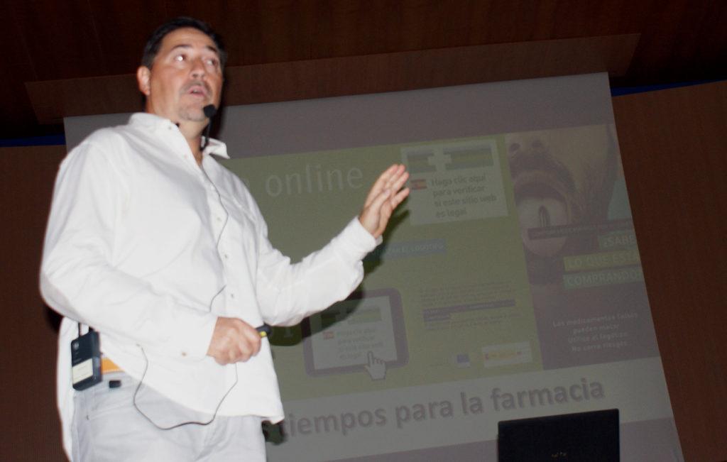 Jordi Font de Mora | Farmacom